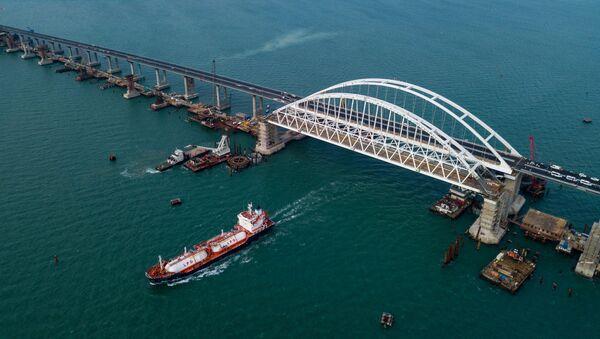 クリミア橋 - Sputnik 日本