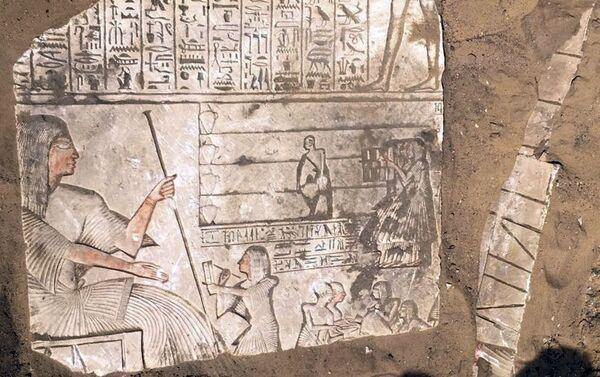 古代エジプトの大元帥の墓が発掘 - Sputnik 日本