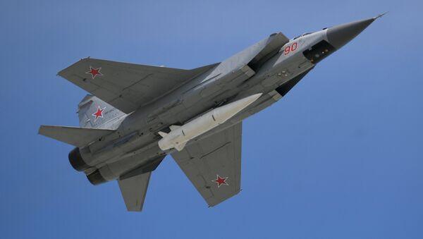 ロシアの超音速兵器「ミグ−31」 - Sputnik 日本