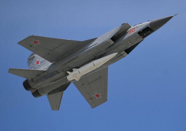 ロシア戦闘機Mig-31