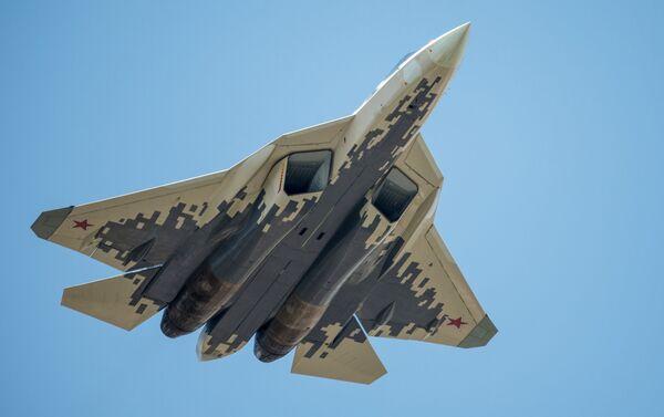 ロシア戦闘機Su-57 - Sputnik 日本
