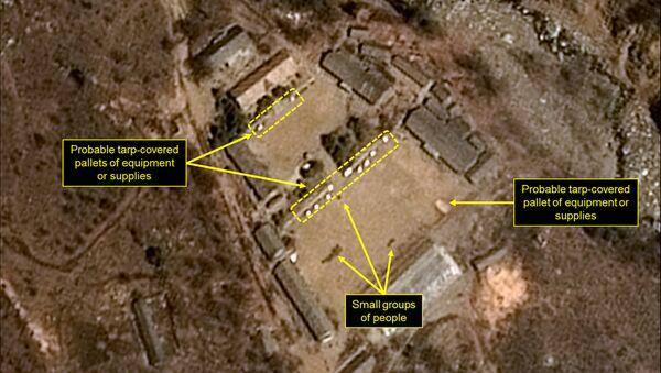 北朝鮮、核実験場廃棄の準備作業開始 - Sputnik 日本