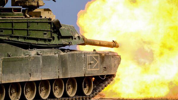 戦車M1 エイブラムス - Sputnik 日本