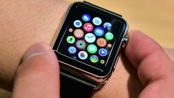 Apple Watch - Sputnik 日本