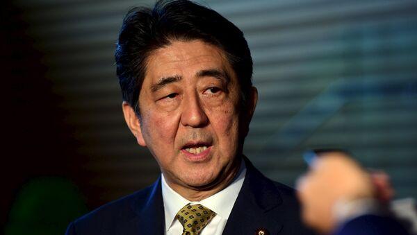 安倍首相(アーカイブ) - Sputnik 日本