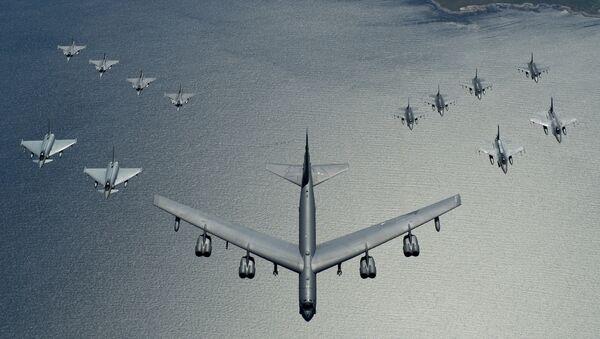 米空軍戦略爆撃機B-52ストラトフォートレス - Sputnik 日本