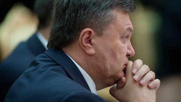 BBC取材のヤヌコヴィチ元ウクライナ大統領のインタビュー、英語版、露語版で差異 - Sputnik 日本