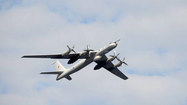 Russische Militärflugzeuge des Typs Tu-142 - Sputnik 日本