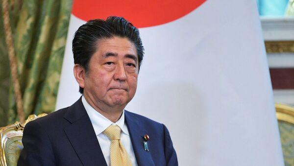 安倍首相、プーチン氏と会談 - Sputnik 日本