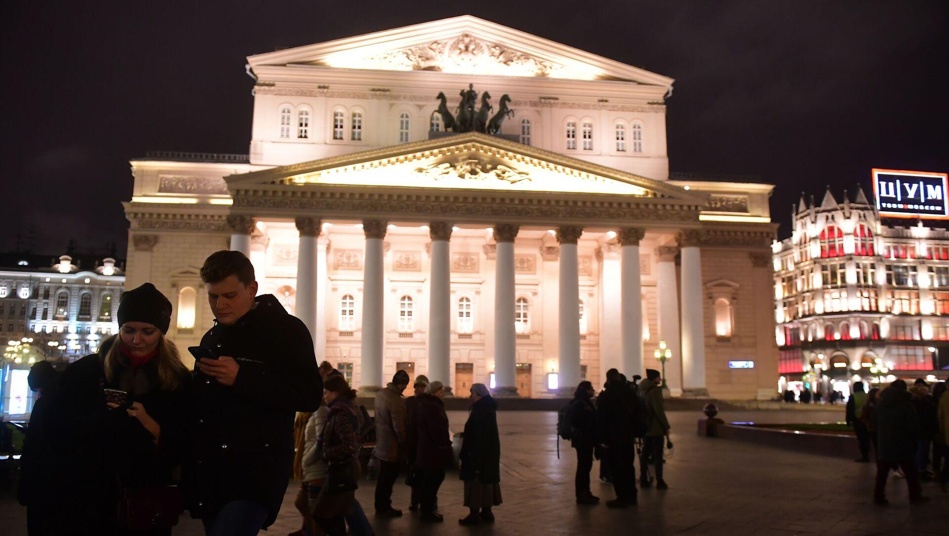 Большой театр в Москве. 2017 год - Sputnik 日本, 1920, 10.10.2021