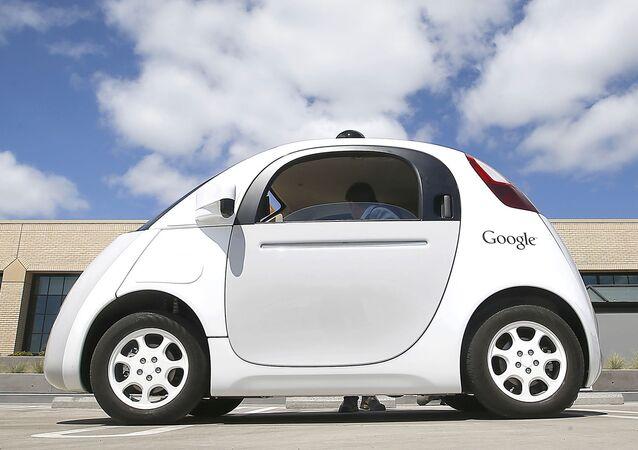 グーグルの自動運転車、カリフォルニア州で(アーカイブ)