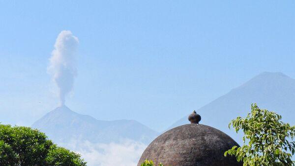 グアテマラのフエゴ山 - Sputnik 日本