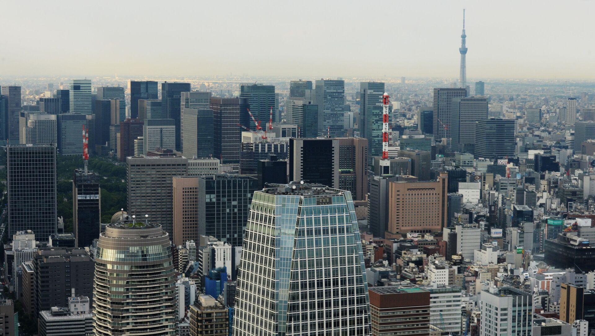 東京 - Sputnik 日本, 1920, 08.10.2021