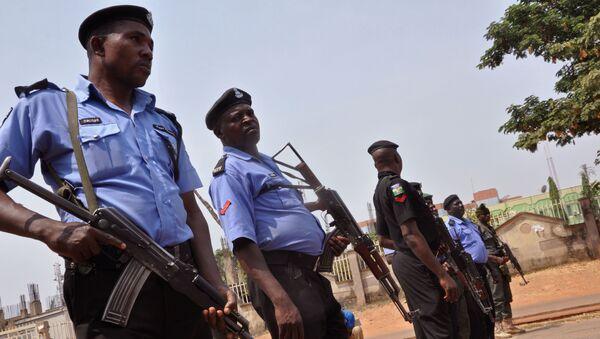 ナイジェリア警察 - Sputnik 日本