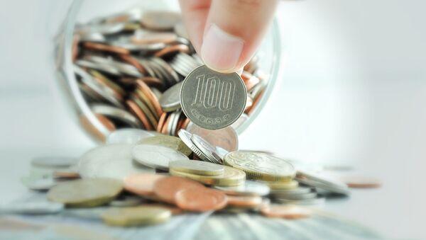 Монета в 100 японских йен - Sputnik 日本