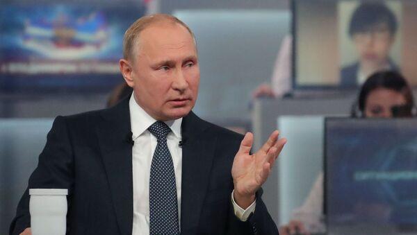 石油製品の輸出税引き上げ法案を支持=プーチン大統領 - Sputnik 日本