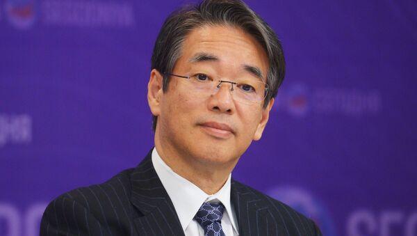 上月豊久駐ロシア日本大使 - Sputnik 日本