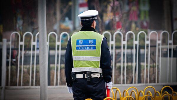 中国の警察(アーカイブ写真) - Sputnik 日本