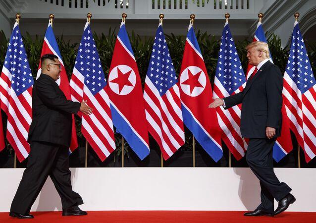 米朝首脳会談が27〜28日にベトナムで開催=ポリティコ
