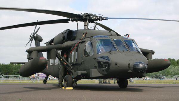 UH-60ブラックホーク - Sputnik 日本
