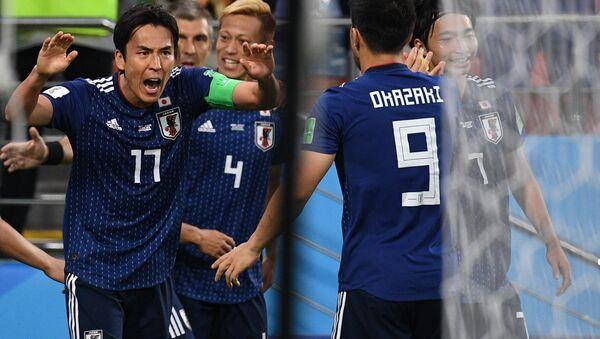 日本とセネガル、2対2で引き分け - Sputnik 日本