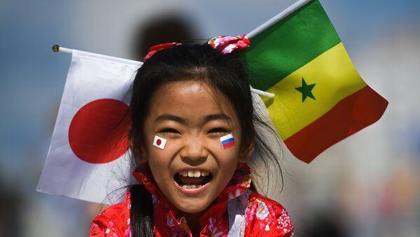 セネガル対日本戦 - Sputnik 日本