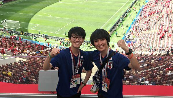 ルジニキスタジアムにて - Sputnik 日本