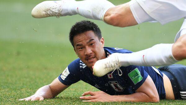 日本、1対0でポーランドに敗北も決勝進出 - Sputnik 日本