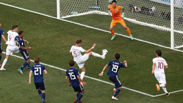 W杯日本代表 対ポーランド戦のつまらない試合に謝罪 - Sputnik 日本