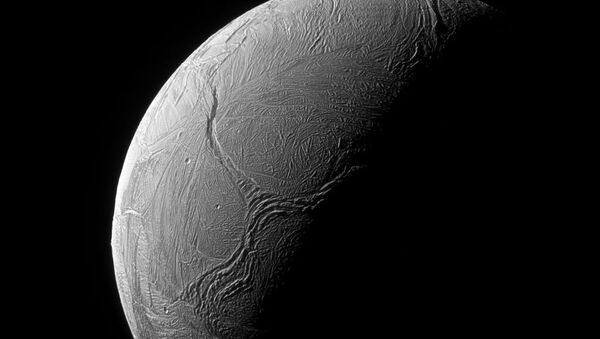 土星の衛星に地球外生命の痕跡発見 - Sputnik 日本
