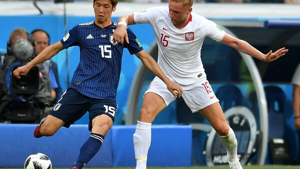 日本対ポーランド戦 - Sputnik 日本