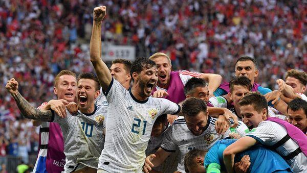 ロシアがスペインに勝利!PK戦で【ロシアW杯】 - Sputnik 日本