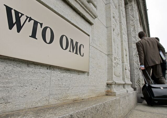 世界貿易機関(WTO)