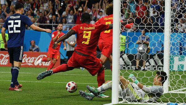 サッカーW杯2018 日本、2対3でベルギーに敗北 - Sputnik 日本