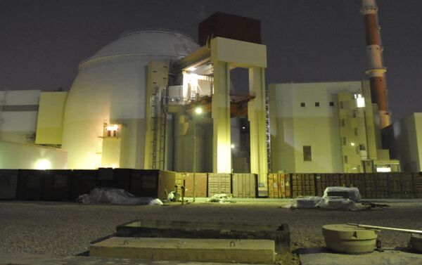 ブシェール原子力発電所(イラン) - Sputnik 日本