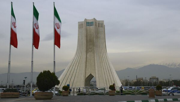Teheran - Sputnik 日本