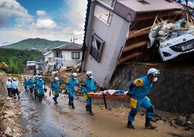 日本大洪水