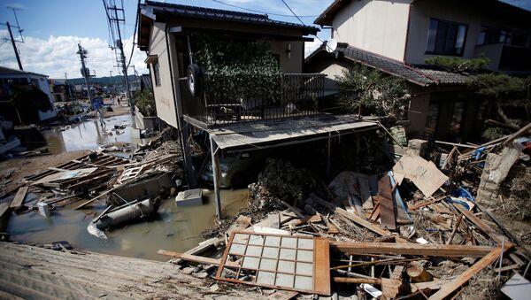 西日本豪雨(7月9日) - Sputnik 日本