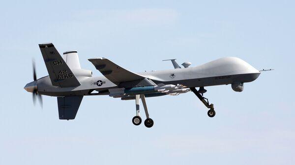 軍用無人航空機MQ-9 - Sputnik 日本