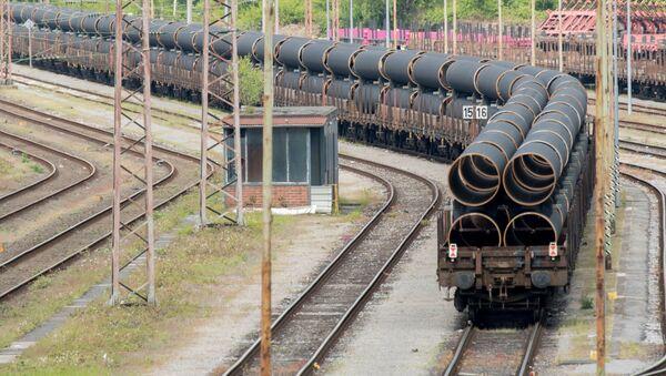 ガスパイプライン「Nord Stream2」 - Sputnik 日本