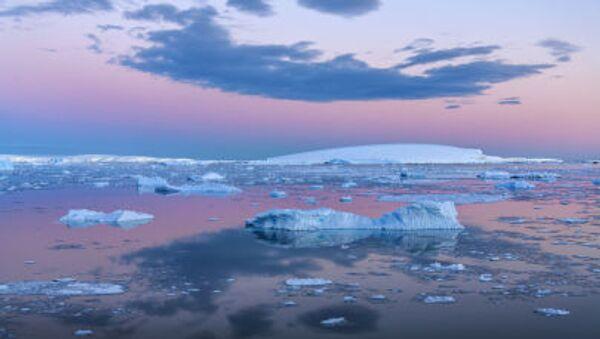 南極 - Sputnik 日本