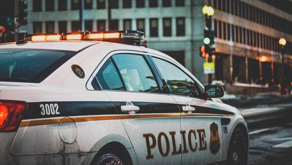 米国、警察  - Sputnik 日本