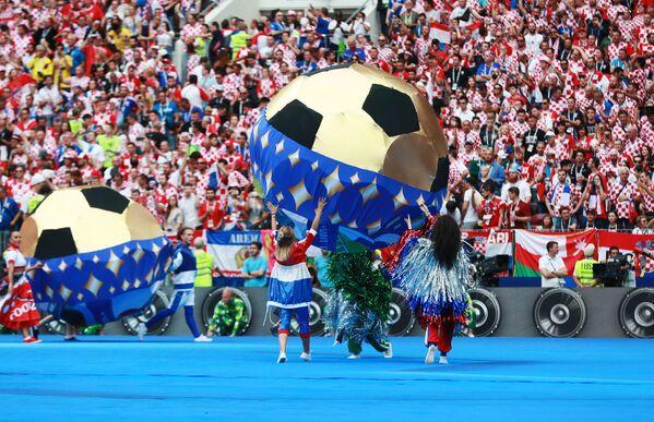 サッカーワールドカップロシア大会閉会式 - Sputnik 日本