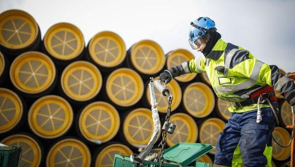「ノルドストリーム2」最大の難関デンマーク、敷設工事完了を許可 - Sputnik 日本
