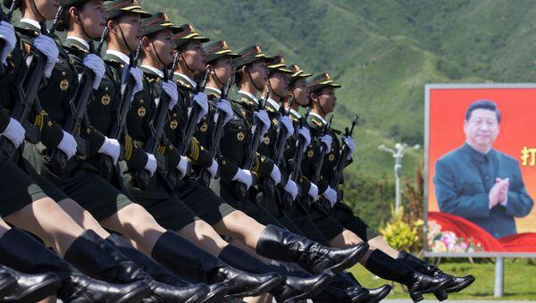 中国の軍事パレード(アーカイブ写真) - Sputnik 日本