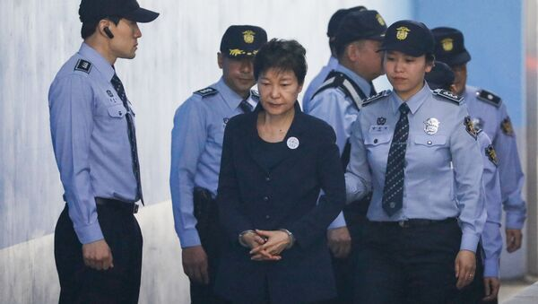 韓国裁判所、朴前大統領に新たに懲役8年の判決 - Sputnik 日本