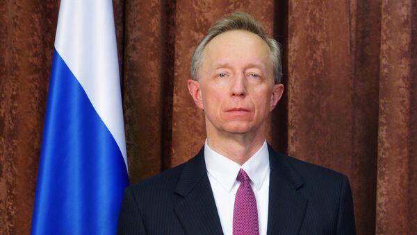 駐日ロシア大使 - Sputnik 日本
