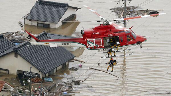 首相、21日に広島を視察 西日本豪雨の被害状況を確認 - Sputnik 日本