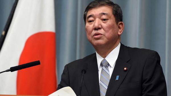 Японский политик Сигэру Исиба - Sputnik 日本