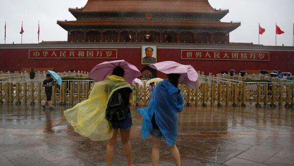 北京で大雨警報引き上げ【アーカイブ写真】 - Sputnik 日本